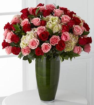 Indulgent Luxury Rose Bouquet - 48 Stems of Premium Roses